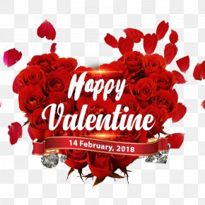 Happy Valentines Day - Valentine's Day Flyer Party February 14 PNG