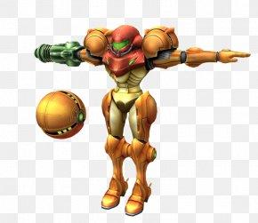 Link Super Smash Bros Brawl - Samus Aran Super Smash Bros. Brawl Character Figurine English PNG