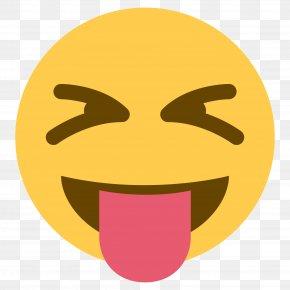 Emoji Face - Wink Face Tongue Emoji Eye PNG