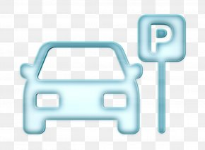 Logo Parked Car Icon - Automobiles Icon Parking Icon Transport Icon PNG