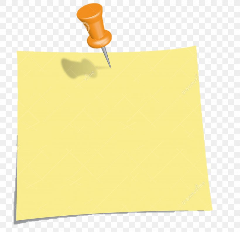 Paper Product Design Rectangle, PNG, 980x951px, Paper, Material, Rectangle, Yellow Download Free