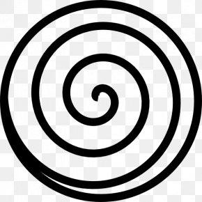 Spiral Vector - Spiral Clip Art PNG