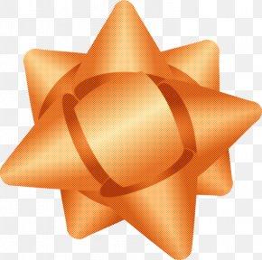 Symbol Star - Orange PNG