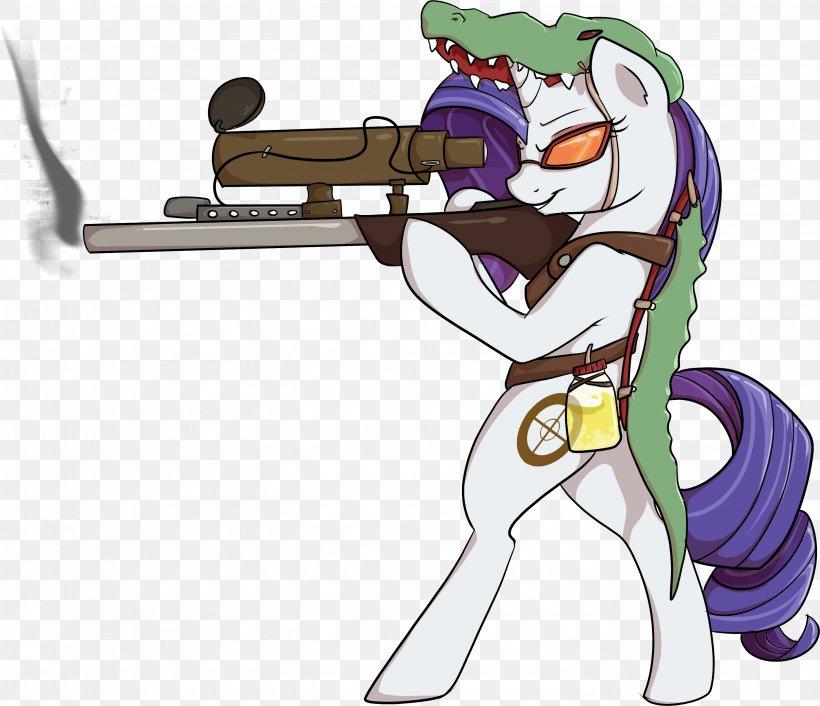 Pony Horse Sniper DeviantArt, PNG, 2757x2374px, Pony, Art, Cartoon, Cold Weapon, Deviantart Download Free