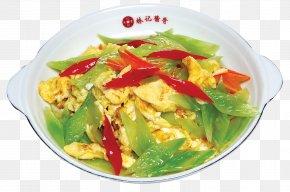 Eggs Fried Lettuce - Lobster Thai Cuisine Pasta Goat Cheese Recipe PNG