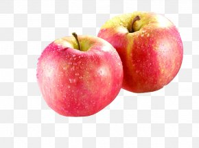 Two Candied Apples - Candy Apple Seed Fuji Fruit PNG