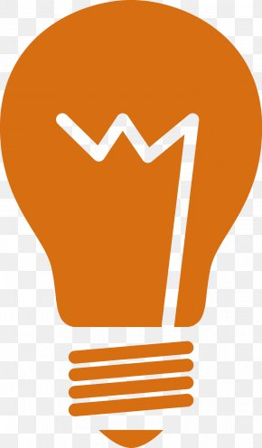 PPT Bulb Vector Material - Business Idea Creativity PNG