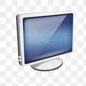 Computer Monitor - Computer Monitor Display Device Electronic Visual Display PNG