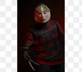 Nightmare On Elm Street - Freddy Krueger A Nightmare On Elm Street Action & Toy Figures National Entertainment Collectibles Association PNG