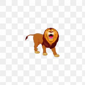 Lion - Lion Roar Vector Graphics Stock Photography Royalty-free PNG
