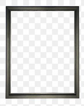 Silver Frame - 1920s Borders And Frames Art Deco Art Nouveau Clip Art PNG