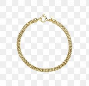 Necklace - Bracelet Necklace Byzantine Chain Jewellery Gold PNG