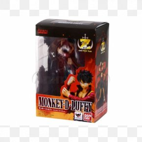 One Piece Film Z - Monkey D. Luffy Action & Toy Figures One Piece Action Fiction FocalPrice PNG