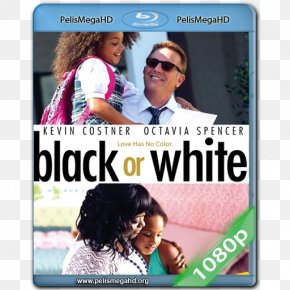Dvd - Kevin Costner Black Or White Blu-ray Disc Film DVD PNG