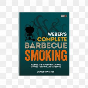 Barbecue - Weber's Complete Barbecue Smoking Weber-Stephen Products Cookbook PNG