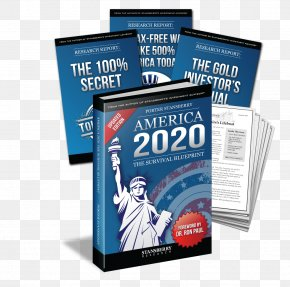 United States - America 2020: The Survival Blueprint United States Book Stansberry Research Drawing PNG