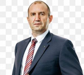 Rumen Radev President Of Bulgaria Bulgarian Presidential Election, 2016 PNG