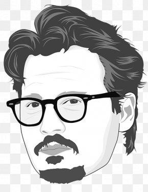 Johnny Depp - Drawing Visual Arts Portrait Caricature PNG