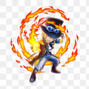 One Piece: Thousand Storm Monkey D. Luffy BANDAI NAMCO Entertainment Sabo Game PNG