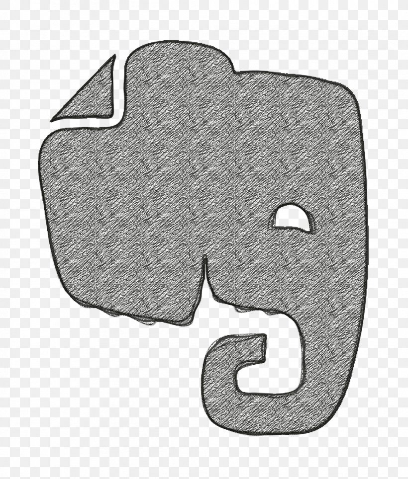 Evernote Icon, PNG, 1058x1244px, Evernote Icon, Logo, Number, Silver, Symbol Download Free