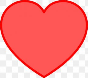 Red Love Heart Pictures - Heart Clip Art PNG