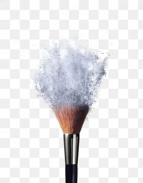 Make Up Brush - Cosmetics Makeup Brush Paintbrush PNG