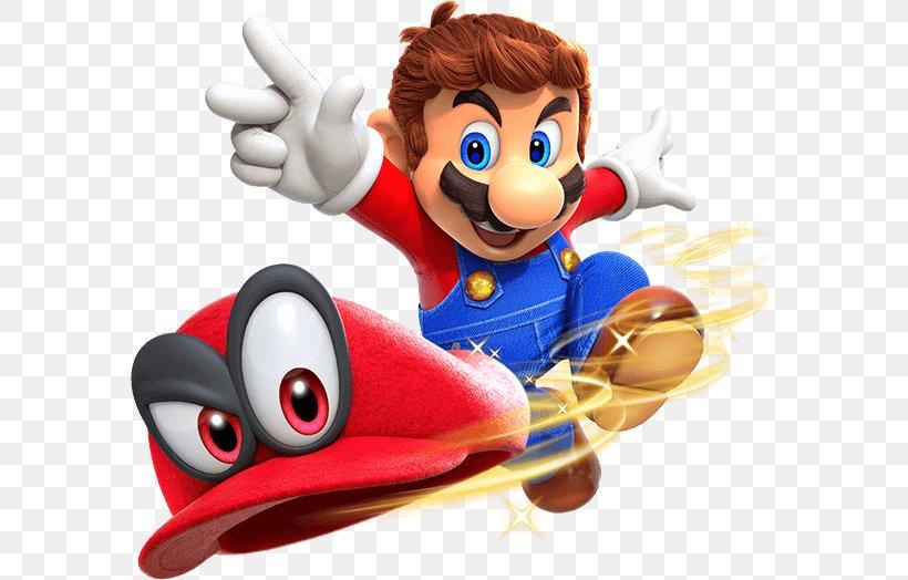 Super Mario Odyssey Princess Peach Super Mario Bros Png 583x524px Super Mario Odyssey Bowser Cartoon Cheep