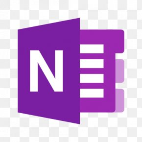 Microsoft Onenote Icon Pictures - Microsoft OneNote PNG