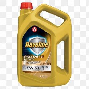Car - Motor Oil Havoline Synthetic Oil Car SAE International PNG