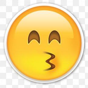 Smiley - Smiley Emoji Eye Face PNG
