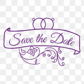 Save The Date - Wedding Invitation Save The Date Clip Art PNG