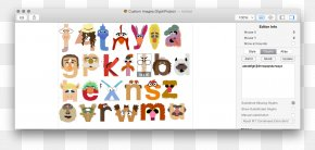Design - Bitmap-Schrift Typeface Font Editor Font PNG