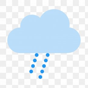 Rain - Blue Aqua Turquoise Teal Sky PNG