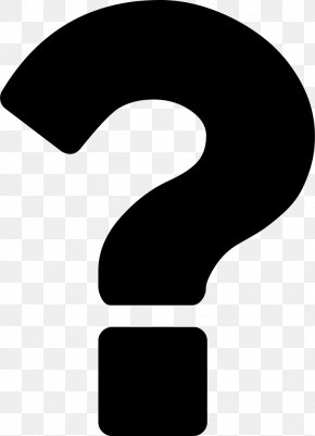 Symbol - Pictogram Font Awesome Question Mark PNG
