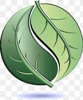 Symbol Logo - Green Leaf Tree Plant Logo PNG