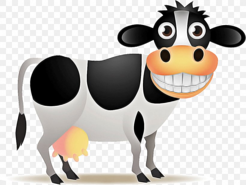 Animated Cow Clipart Images