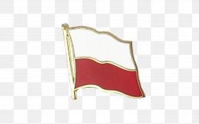 Flag - Flag Of Poland Lapel Pin Fahne PNG