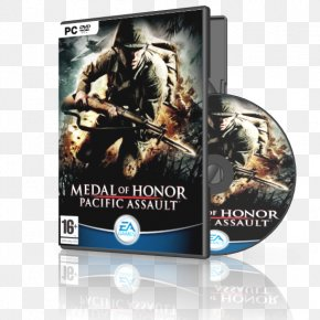 Medal Of Honor Pacific Assault - Medal Of Honor: Pacific Assault PlayStation 2 Video Game PC Game PlayStation 3 PNG