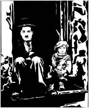 Charlie Chaplin - The Tramp Charlie Chaplin The Kid Clip Art PNG