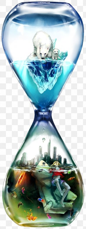 Hourglass - Artist DeviantArt Drawing Digital Art PNG