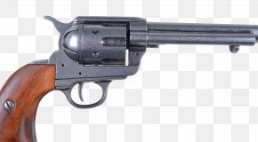 45 Colt - Colt Single Action Army Revolver Colt's Manufacturing Company Pistol Firearm PNG