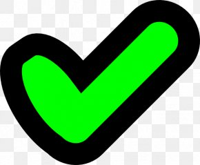 Green Tick - Check Mark Free Content Clip Art PNG