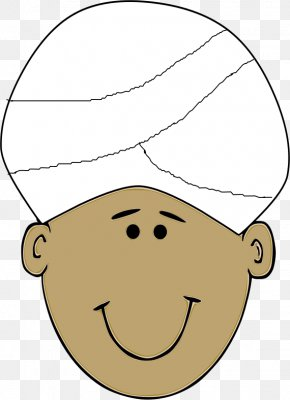 Turban Cliparts - Indian People Clip Art PNG
