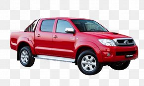 Pickup Truck - Pickup Truck Car Toyota Vehicle Ute PNG