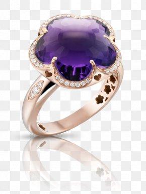 Jewellery - Amethyst Jewellery Earring Gold PNG