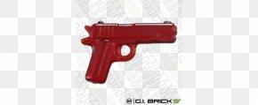 M1911 Pistol - Trigger Firearm Air Gun Gun Barrel PNG