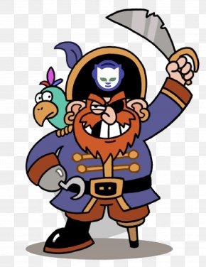 Piracy Cartoon Clip Art PNG