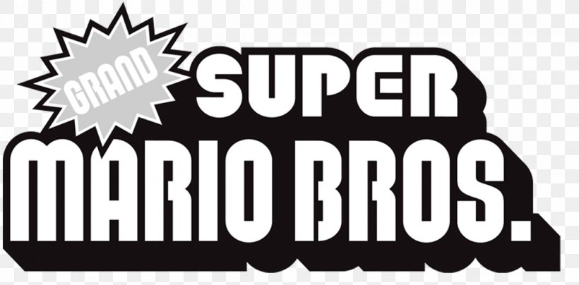 new super mario bros u logo