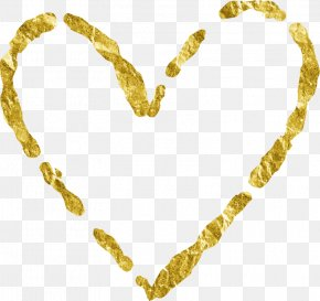 Valentines Day Love Golden Elements - Qixi Festival Valentines Day PNG