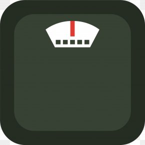 Black Scale - Weighing Scale Human Body Weight Steelyard Balance PNG